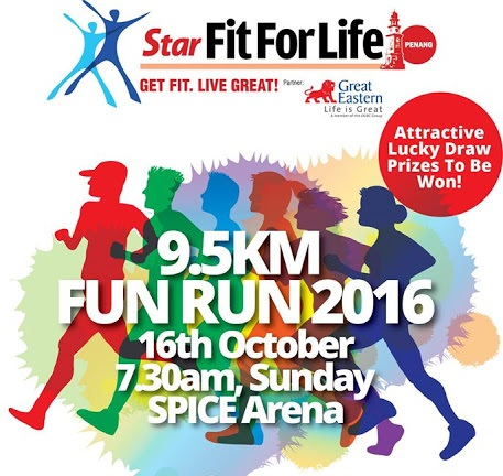 Star Fit For Life Fun Run 2016