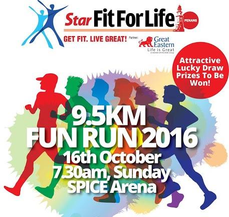 Star Fit For Life Fun Run 2016