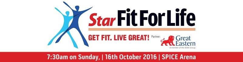 FitForLife Fair Penang 2016