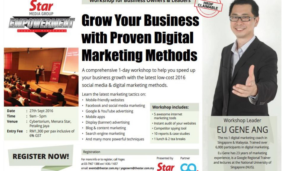 Grow Your Business With Proven Digital Marketing Methods
