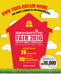 StarProperty.my Fair 2016