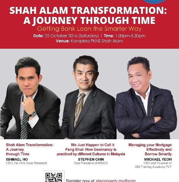 StarProperty.my Forum – Shah Alam Transformation: A Journey Through Time