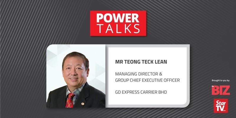Power Talks featuring Mr Teong Teck Lean