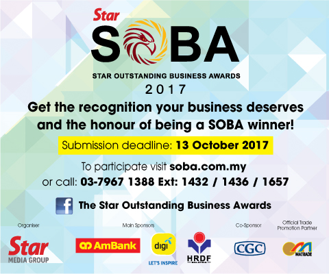 Star Outstanding Business Awards 2017
