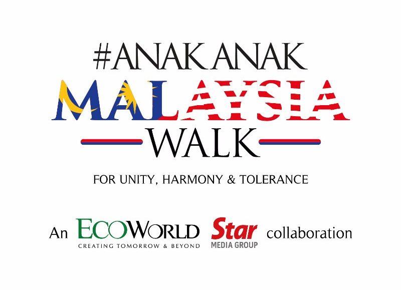 #AnakAnakMalaysia Walk 2017