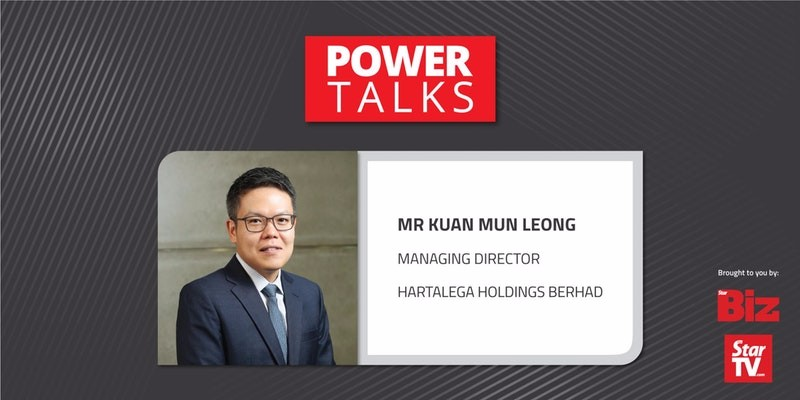 Power Talks featuring Mr Kuan Mun Leong