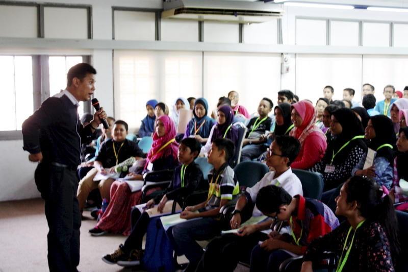 Kuntum UPSR Workshop 2016