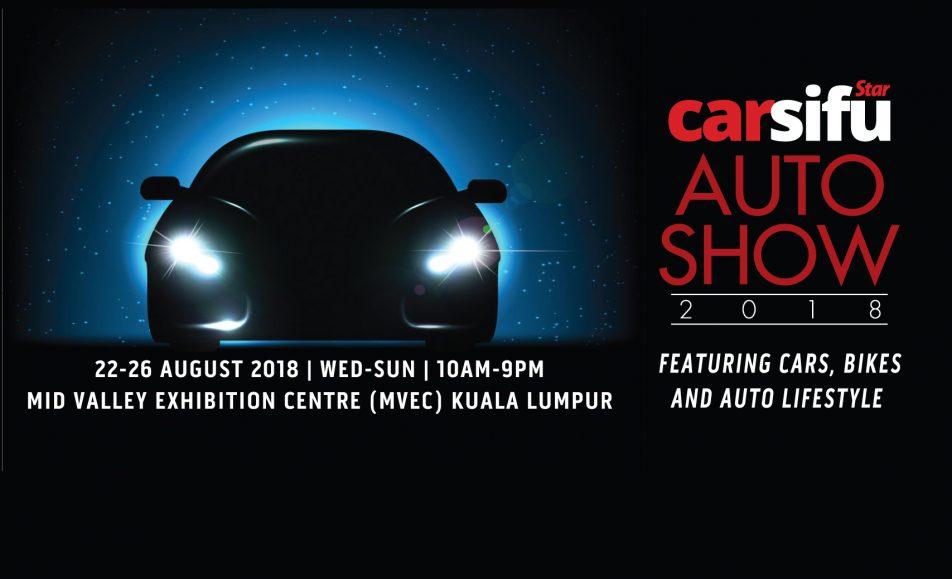 Carsifu Auto Show 2018