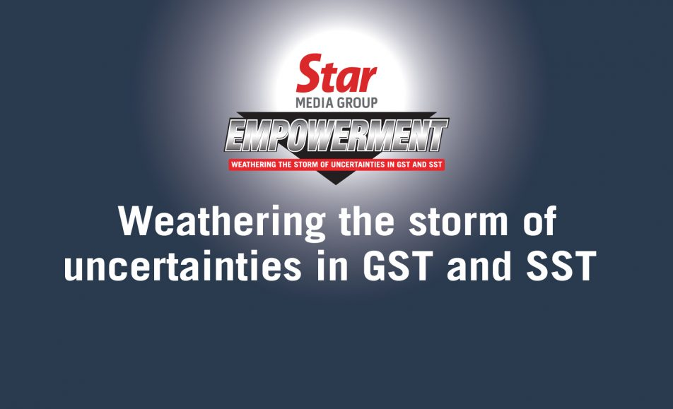 Weathering the storm of uncertainties in GST and SST