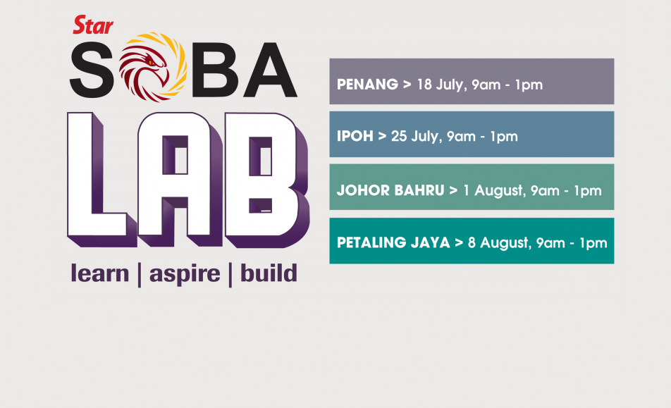 SOBA LAB | SME Workshops – Panel Discussion, Success Stories Sharing and Networking Opportunity