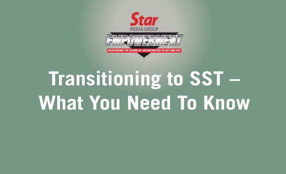 Transitioning to SST – What You Need To Know