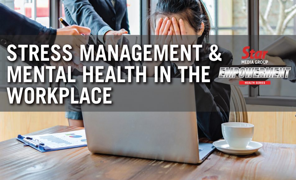Stress Management & Mental Health In The Workplace