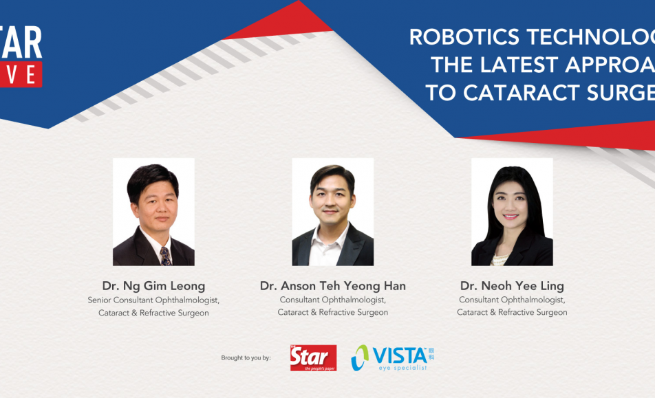 StarLIVE: Robotics Technology – The Latest Approach to Cataract Surgery