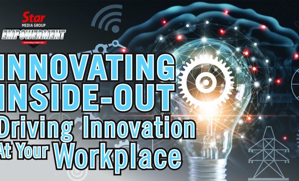 INNOVATING INSIDE-OUT:Driving Innovation At Your Workplace