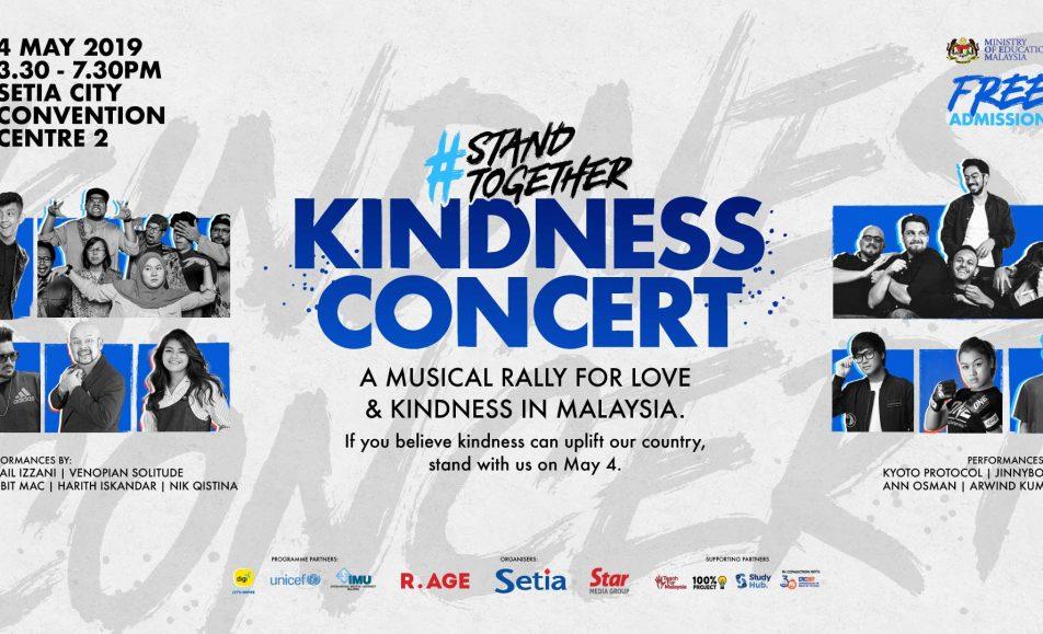 StandTogether Kindness Concert 2019