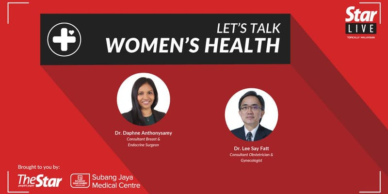StarLIVE: Let's Talk Women's Health